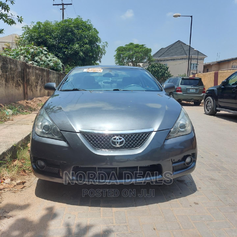 Toyota Solara 2006 Gray | Cars for sale in Surulere, Lagos State, Nigeria