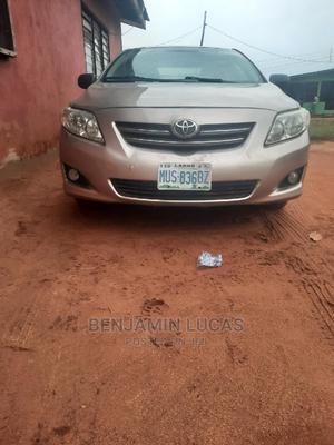 Toyota Corolla 2009 Gold | Cars for sale in Edo State, Benin City