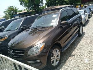 Mercedes-Benz M Class 2014 Brown | Cars for sale in Abuja (FCT) State, Garki 2