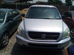 Honda Pilot 2005 Silver | Cars for sale in Lagos State, Yaba