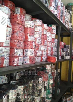 Distributor Nigerchin Nigeria Cable 100% Pure Copper | Electrical Equipment for sale in Lagos State, Lagos Island (Eko)