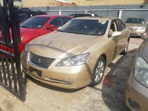 Lexus ES 2008 350 Gold   Cars for sale in Lagos State, Amuwo-Odofin