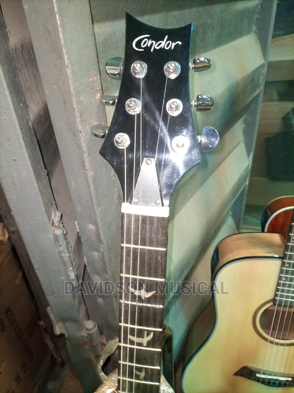 Condo Electric Jazz Guitar