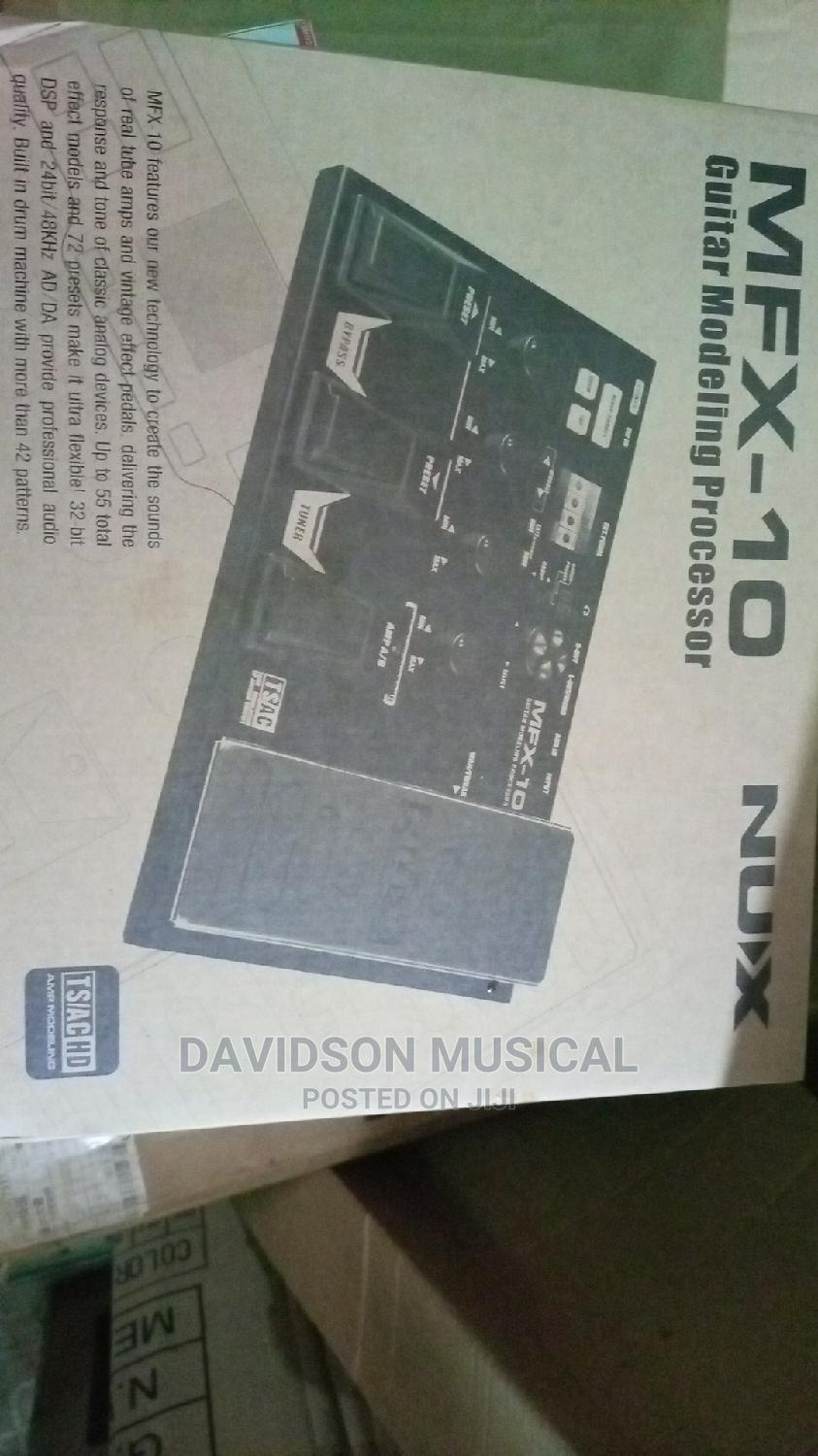 MFX-10 Guitar Modeling | Musical Instruments & Gear for sale in Ojo, Lagos State, Nigeria