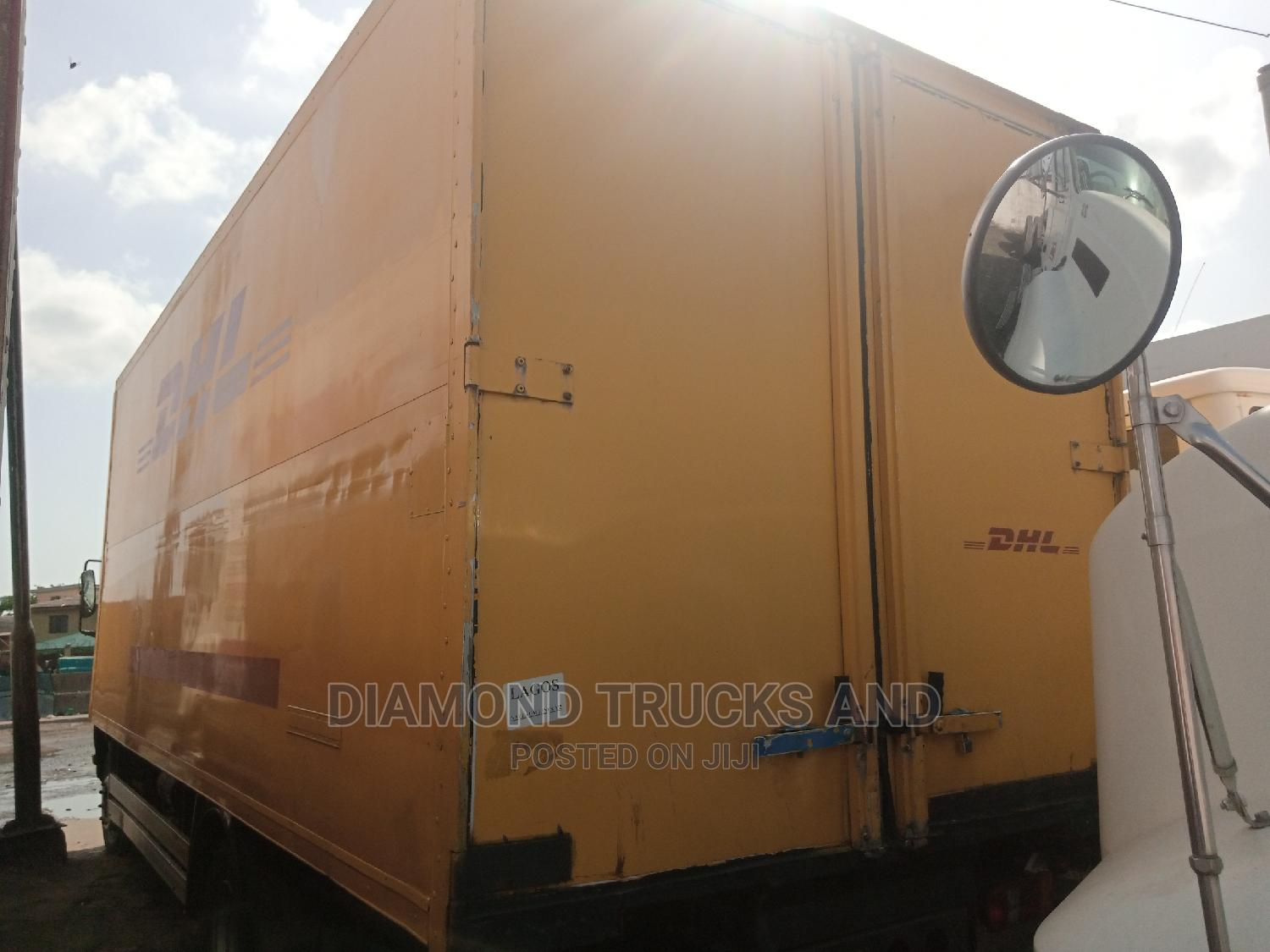 Mercedes Benz 1317 Container Body Truck | Trucks & Trailers for sale in Apapa, Lagos State, Nigeria