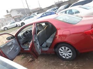 Toyota Corolla 2008 Red   Cars for sale in Lagos State, Isolo