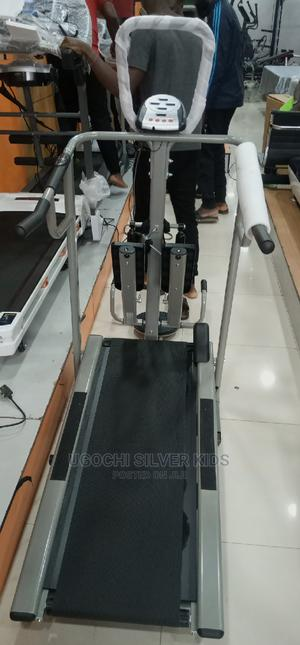 Caminadora Manual Treadmil With Stepper and Twister | Sports Equipment for sale in Lagos State, Surulere