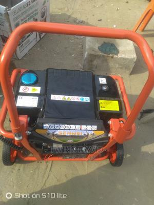 Semi Silent Senwei Generator Eco4990es 3.3kva Key Start | Electrical Equipment for sale in Lagos State, Ojo