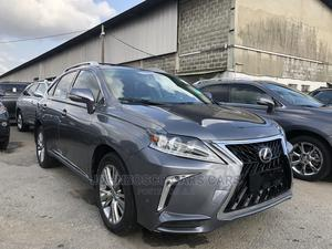 Lexus RX 2013 350 AWD Gray   Cars for sale in Lagos State, Apapa