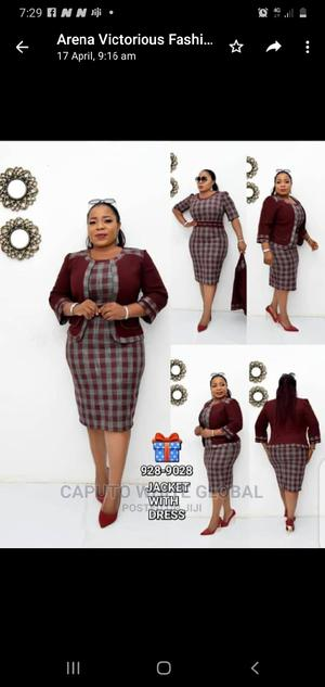 Exclusive Smart Female Corporate Gown | Clothing for sale in Lagos State, Ikeja