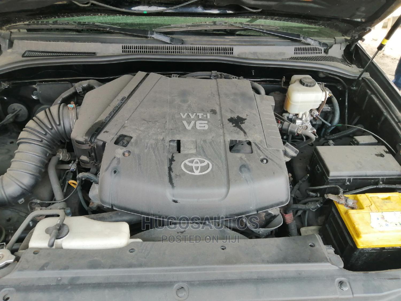 Archive: Toyota 4-Runner 2007 Sport Edition 4x4 V6 Black