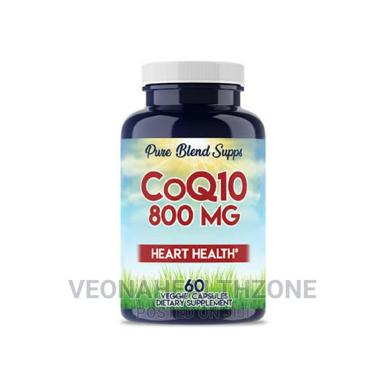 Pure Blend Supps Coq10 800mg