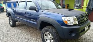 Toyota Tacoma 2008 4x4 Double Cab Blue | Cars for sale in Oyo State, Egbeda
