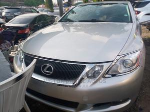 Lexus GS 2009 350 Silver   Cars for sale in Lagos State, Amuwo-Odofin