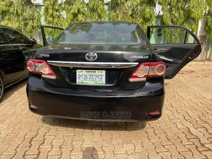 Toyota Corolla 2010 Black | Cars for sale in Abuja (FCT) State, Wuse