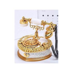 Retro Style Old-School Telephone Decor Photo Props | Arts & Crafts for sale in Lagos State, Ikoyi