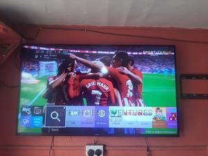 LG 43 Inches Smart TV With Netflix | TV & DVD Equipment for sale in Lagos State, Ajah
