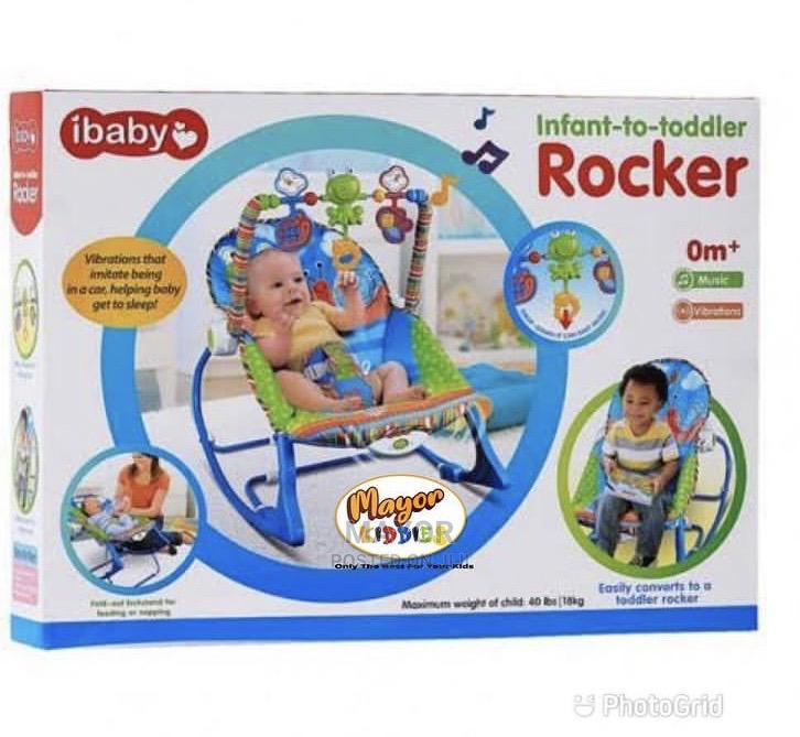 Archive: Ibaby Infant to Toddler Rocker