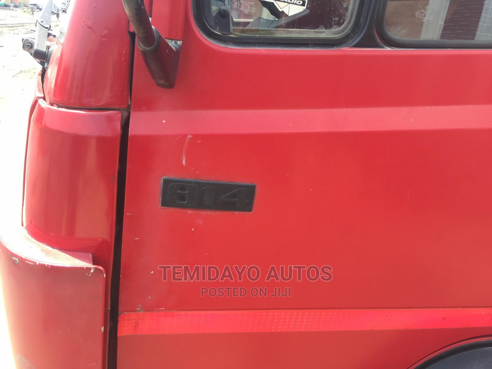 814 Mercedes Benz Truck | Trucks & Trailers for sale in Apapa, Lagos State, Nigeria