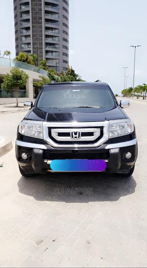 Honda Pilot 2010 Black   Cars for sale in Lagos State, Victoria Island