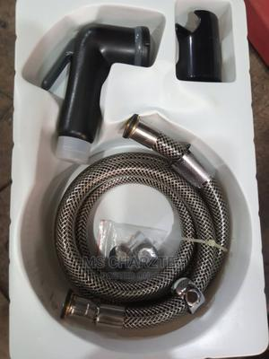 Black Milano Pressing Shower   Plumbing & Water Supply for sale in Lagos State, Amuwo-Odofin