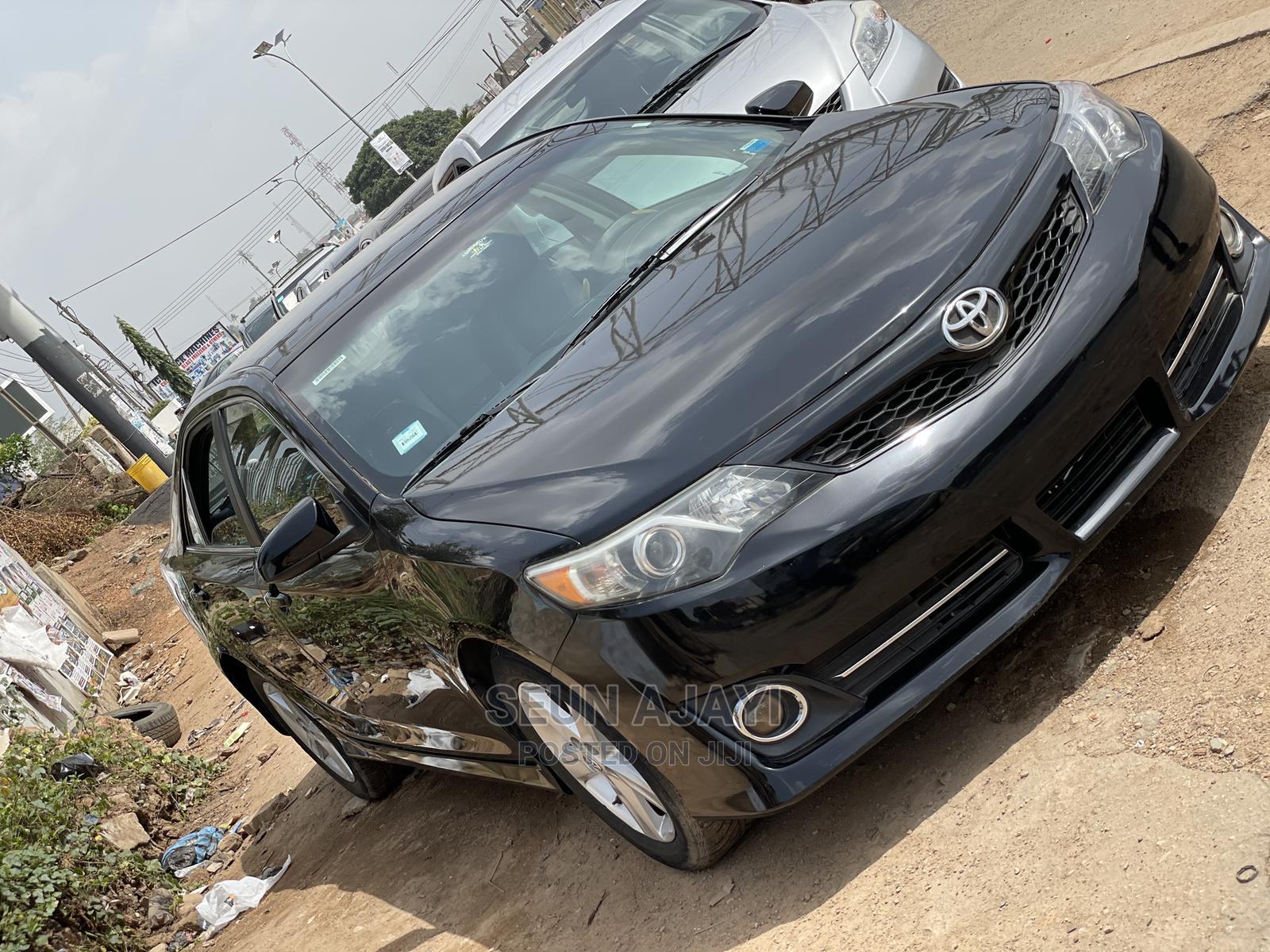 Toyota Camry 2013 Black | Cars for sale in Ibadan, Oyo State, Nigeria