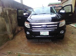 Ford Ranger 2012 Black | Cars for sale in Lagos State, Ejigbo