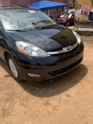 Toyota Sienna 2008 XLE Black | Cars for sale in Lagos State, Isolo