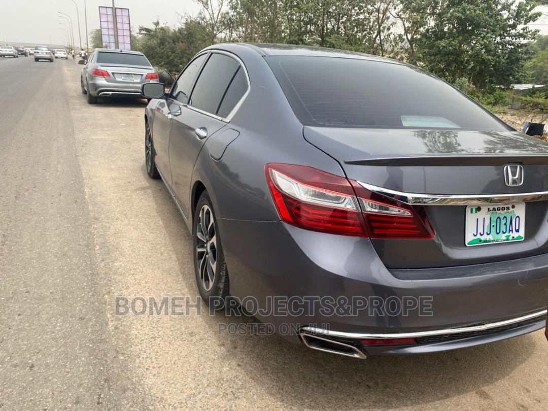 Honda Accord 2013 Gray | Cars for sale in Gwarinpa, Abuja (FCT) State, Nigeria