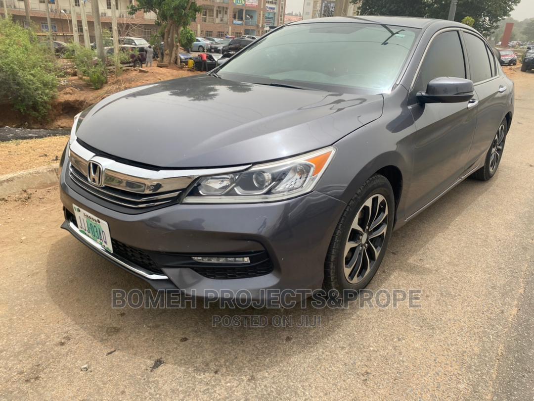 Honda Accord 2013 Gray   Cars for sale in Gwarinpa, Abuja (FCT) State, Nigeria