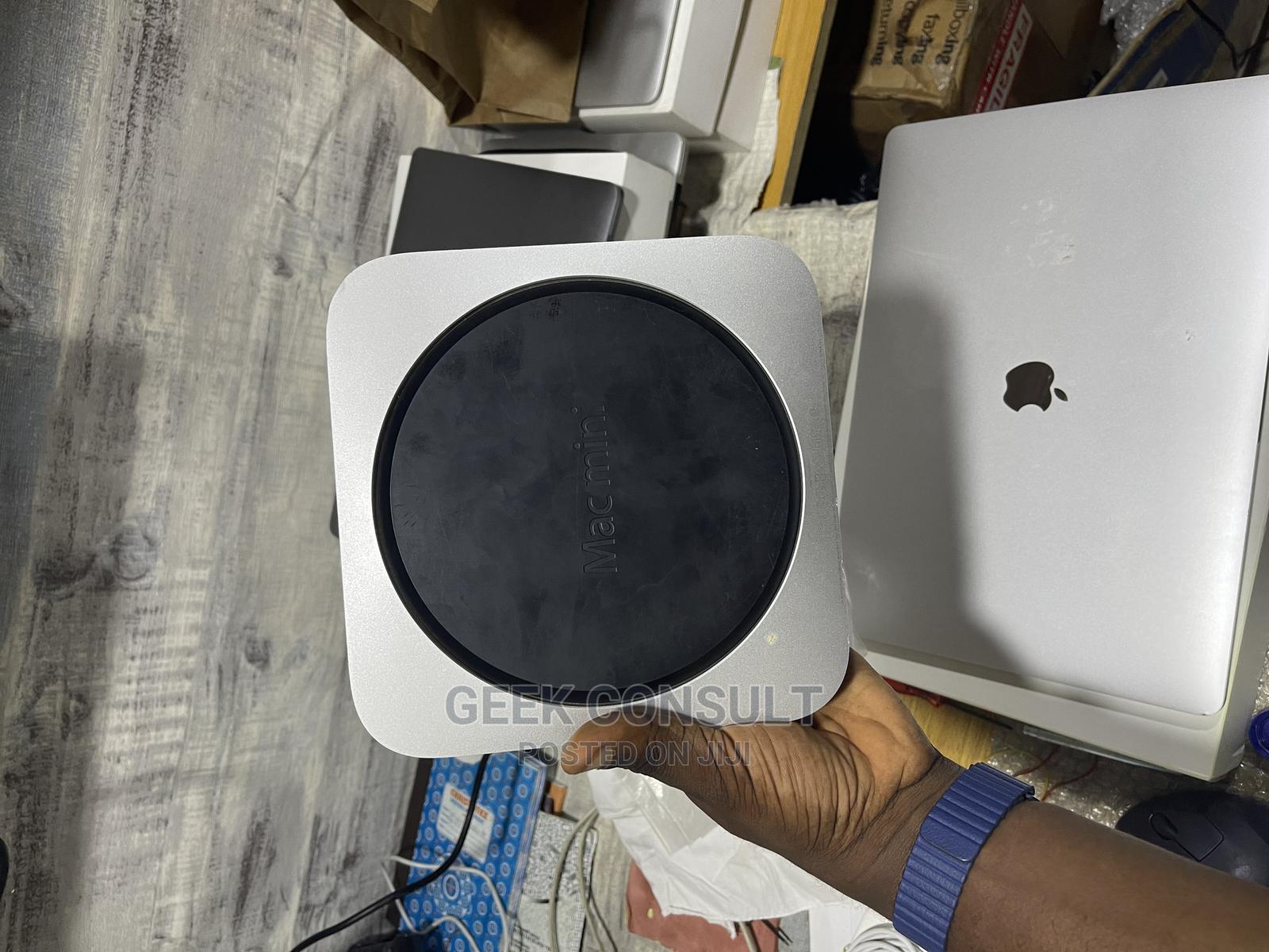 Desktop Computer Apple Mac Mini 8GB Intel Core I7 SSD 1T   Laptops & Computers for sale in Ikeja, Lagos State, Nigeria
