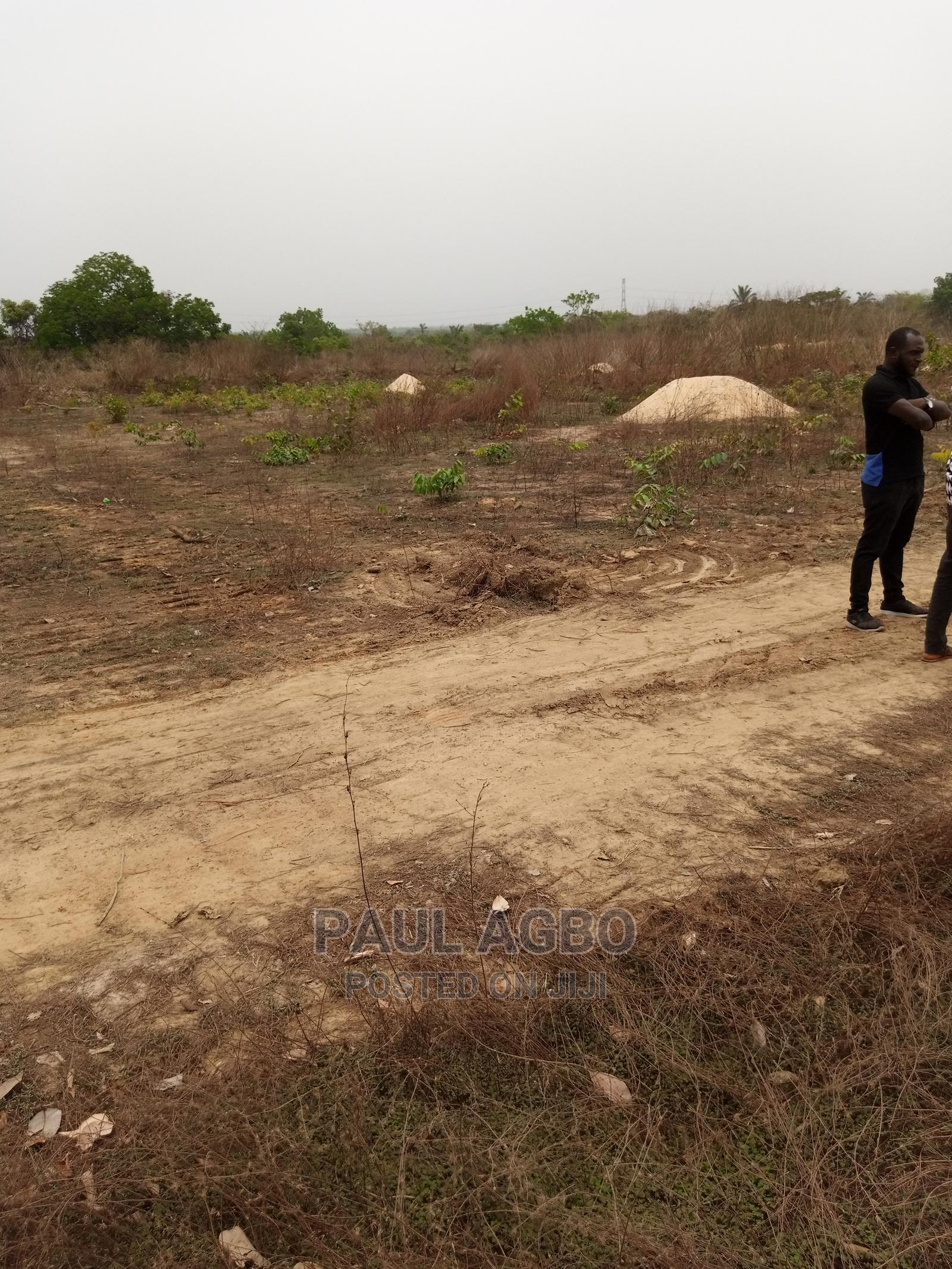 Buy Plot of Land for Sale in Enugu Independence Layout Ph 2