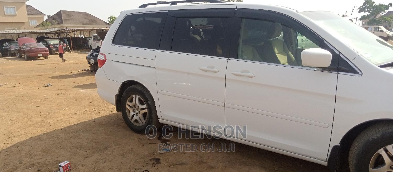 Archive: Honda Odyssey 2005 EX Automatic White