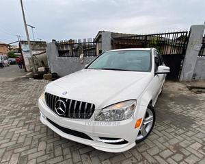 Mercedes-Benz C300 2010 White   Cars for sale in Lagos State, Surulere