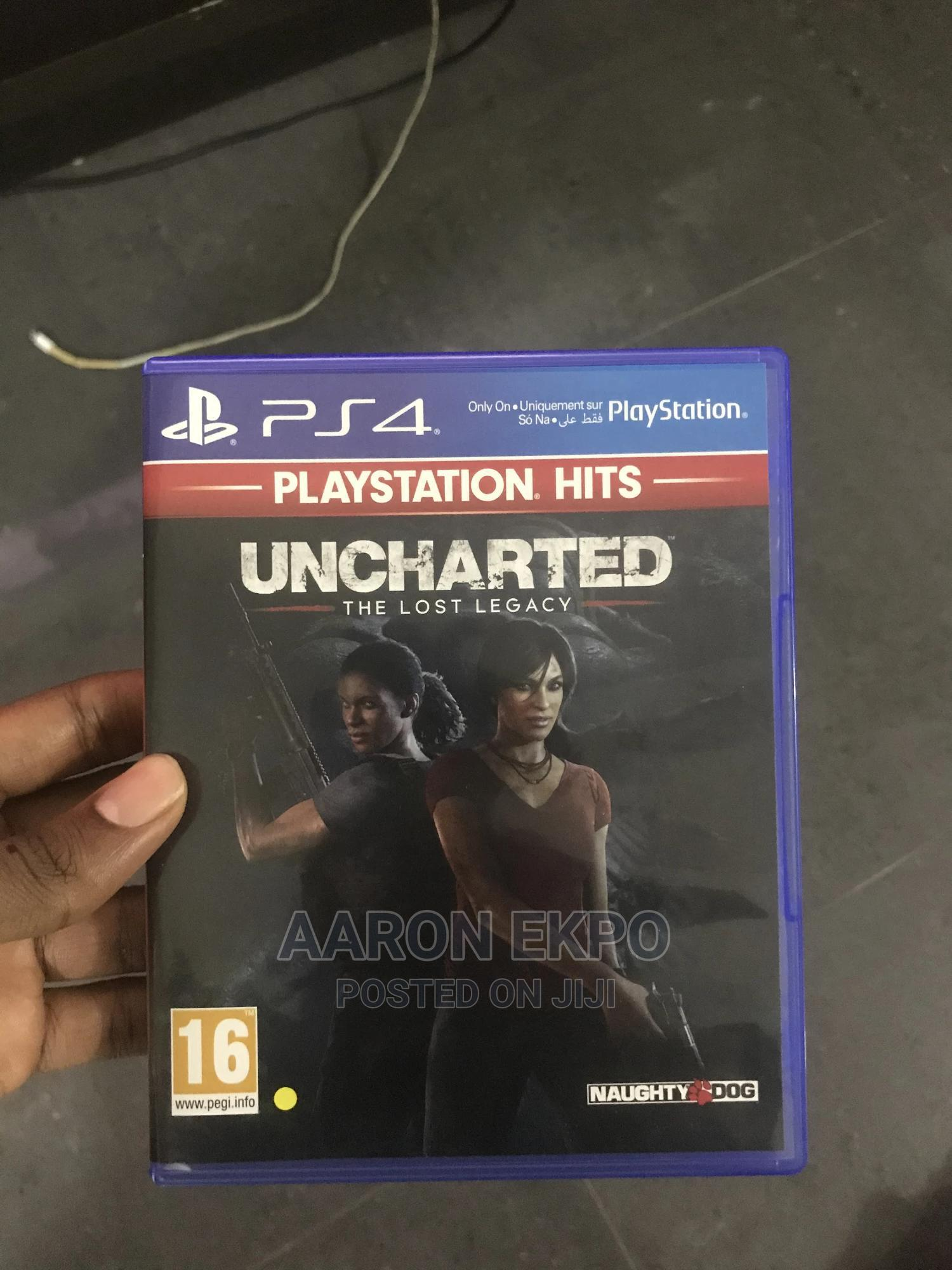 Archive: Uncharted Lost Legacy