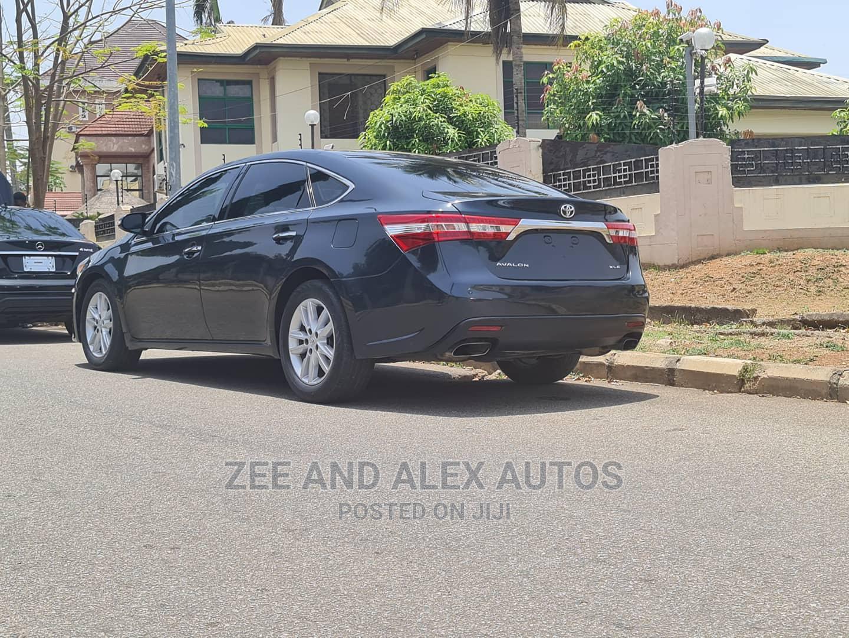 Toyota Avalon 2014 Black | Cars for sale in Asokoro, Abuja (FCT) State, Nigeria