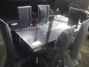 Dinning Table With 6 Chairs | Furniture for sale in Lagos State, Shomolu