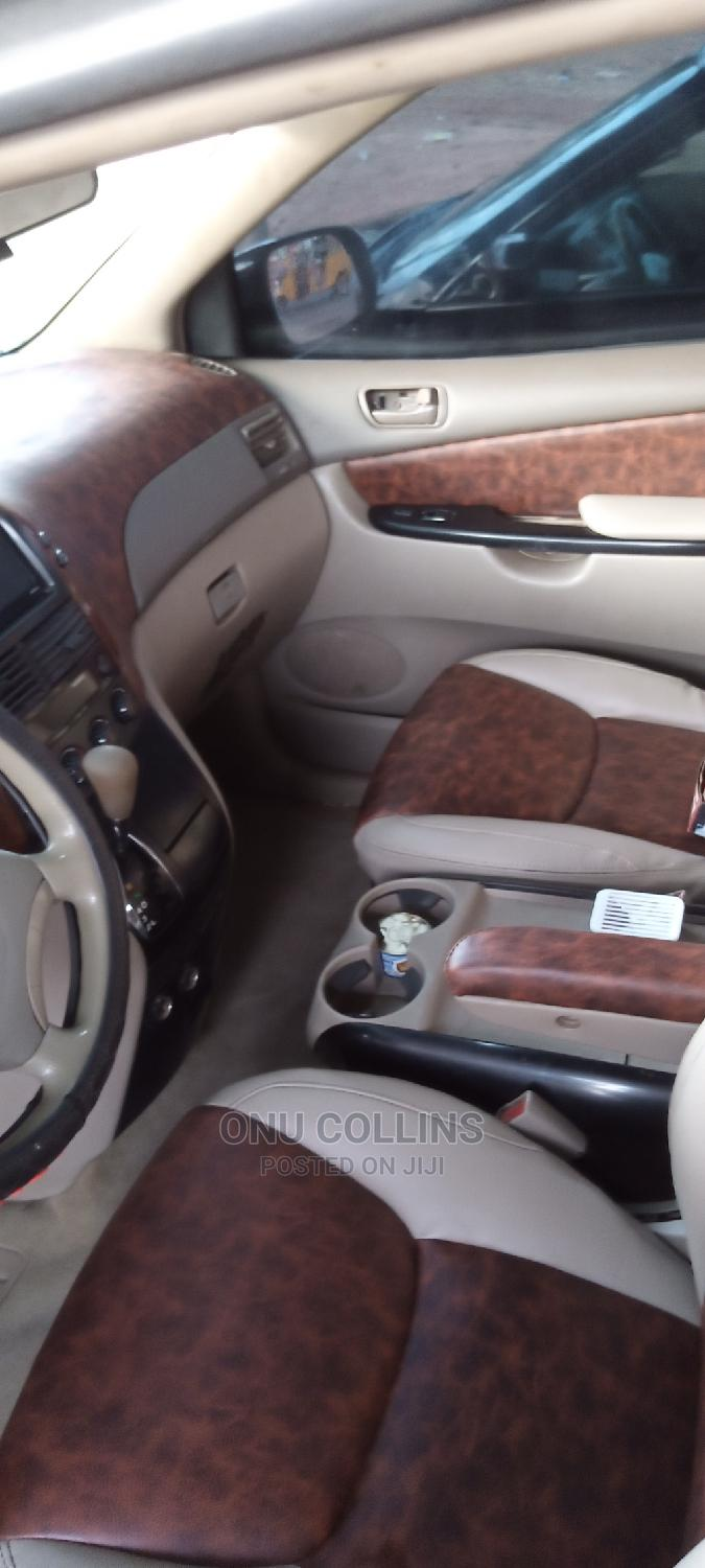 Archive: Toyota Sienna 2005 LE AWD Blue