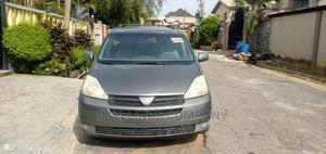 Toyota Sienna 2005 XLE Gray | Cars for sale in Lagos State, Ikeja