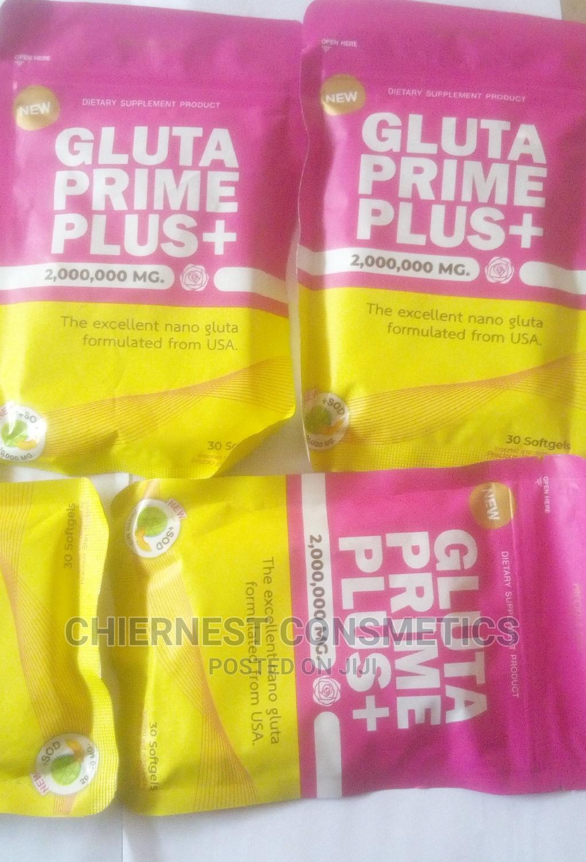 Gluta Prime Plus | Skin Care for sale in Amuwo-Odofin, Lagos State, Nigeria