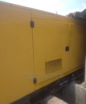 Mantrac 150kva Caterpillar Soundproof Generator for Sale | Electrical Equipment for sale in Lagos State, Oshodi