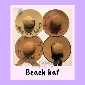 Brown Beach Hat   Clothing Accessories for sale in Lagos State, Ajah