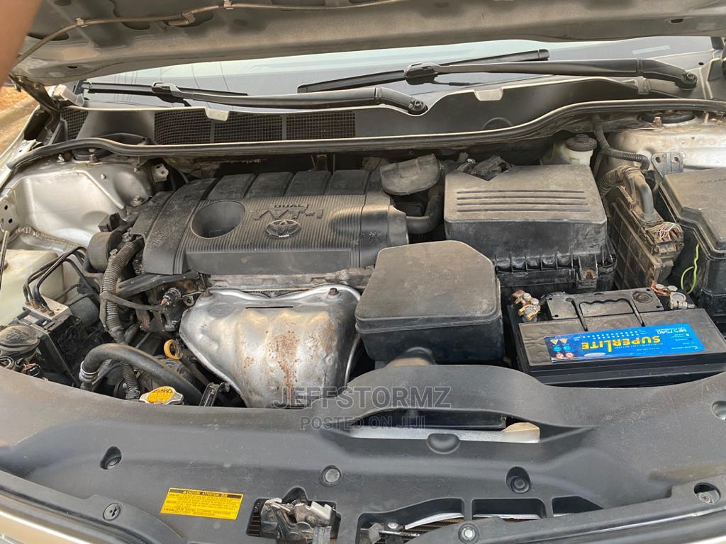Archive: Toyota Venza 2010 AWD Silver