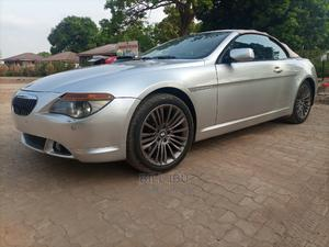 BMW 6 Series 2005 Silver | Cars for sale in Abuja (FCT) State, Gaduwa
