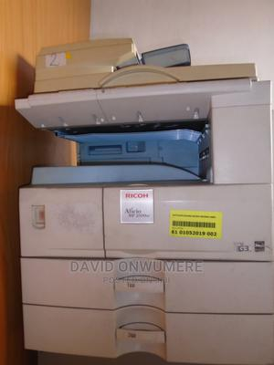 A3/A4 Photocopier/Printer/Scanner: Ricoh Aficio MP2500SP   Printers & Scanners for sale in Rivers State, Port-Harcourt