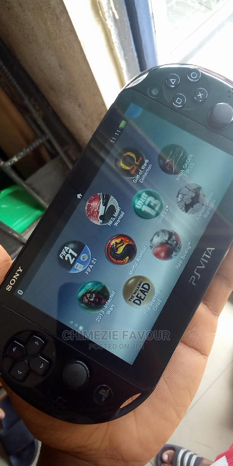 Archive: PS Vita Slime With Games Inside