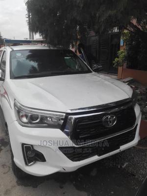 Toyota Hilux 2018 Rugged 4x4 White | Cars for sale in Ogun State, Ado-Odo/Ota