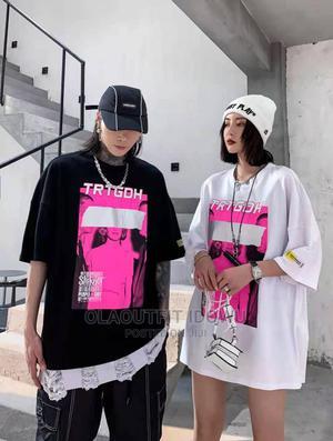 Oversize Tee Shirt   Clothing for sale in Lagos State, Lagos Island (Eko)