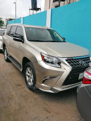 Lexus GX 2012 460 Premium Gold | Cars for sale in Lagos State, Ikeja