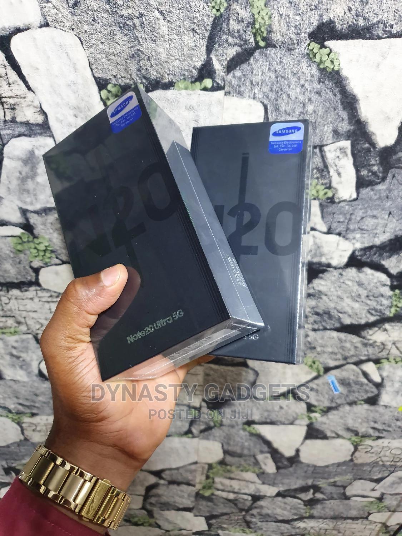 New Samsung Galaxy Note 20 Ultra 5G 128GB Black